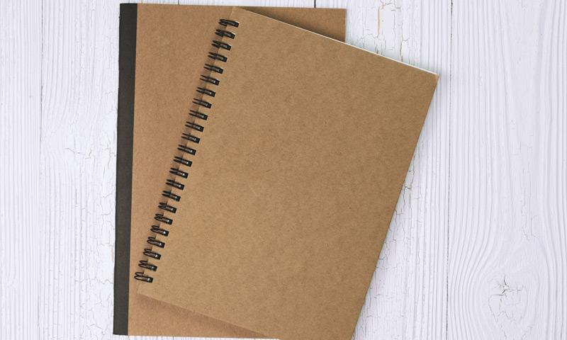 Notitieboekje-graveren-Relatiegeschenk-Graveerlab